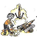 запускаем самодельную ракету