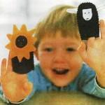 Изготовление пальчиковых кукол