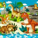 Динозавры ящеры