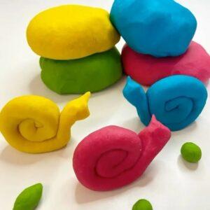 Toy dough