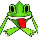 Как сделать лягушонка