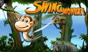 шимпанзенок и игра