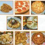 пекарь, кондитер, выпечка