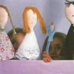 Куклы марионетки для театра