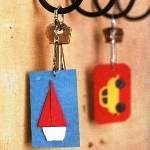 Подвески для ключей