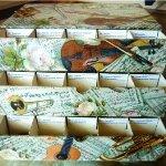 коллекция из спичечных коробков